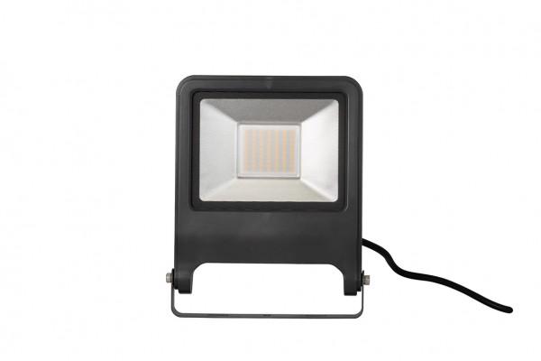 LED Beleuchtung Außenstrahler, 50W, 3000K