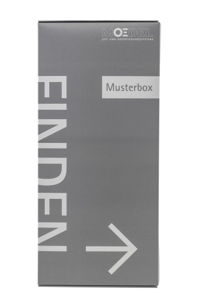 Moedel Musterbox individuell