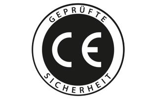 Werbepylone mit geprüfter CE Sicherheit