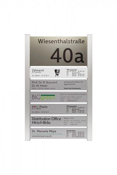 BERLIN Multifix 45 System 100 cm