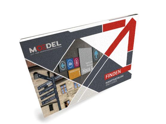 MOEDEL Katalog anfordern