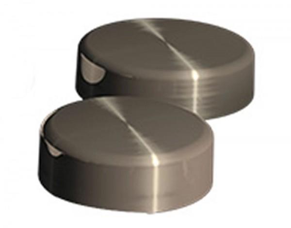 Zierkappe Ø 1,8 mm aus Edelstahl