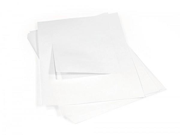 GALERIE Transparentfolie für Laserdrucker, für 29,5 x 41,8 cm, 4 Bohrungen, 5er