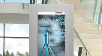 Digital Signage für Wegeleitsysteme