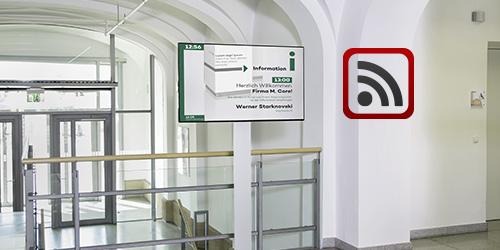 MOEDEL Digitale Schilder